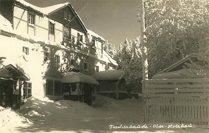 Postkarte 1937