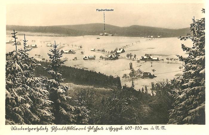 Wintersportplatz Luftkurort Holzhau