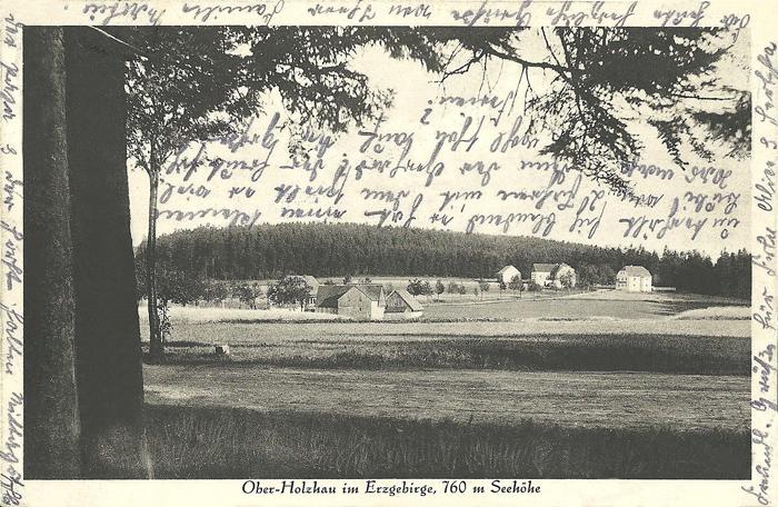 Ober-Holzhau 1928