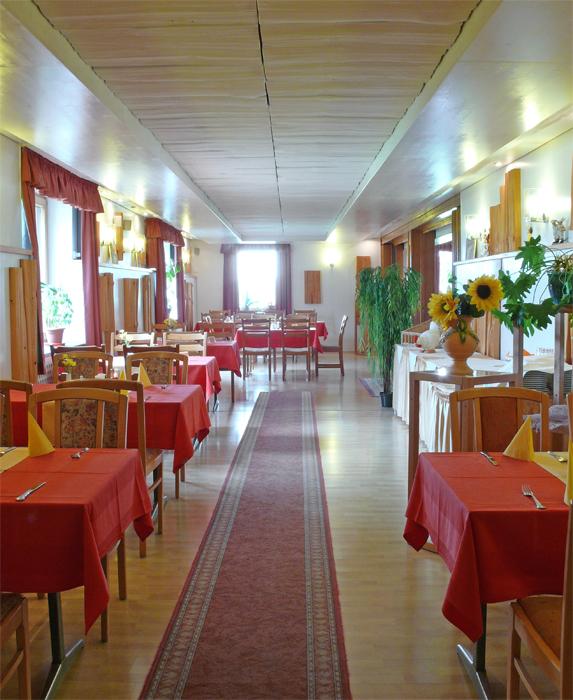 Saal für Feierlichkeiten
